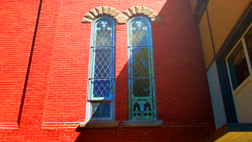 Brent Little Construction Church Windows